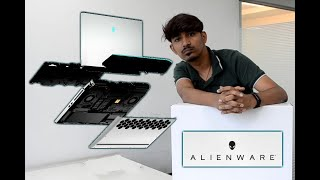 Alienware Area 51m India unit unboxing and first impression