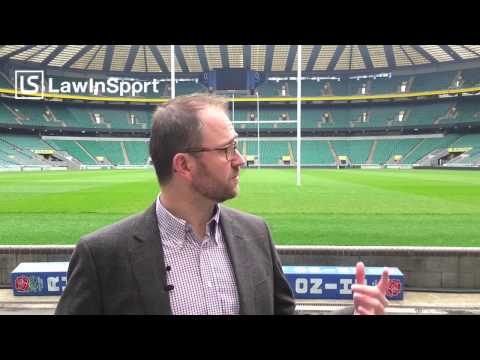 Commercial issues that national governing bodies of sport have to consider - RFU