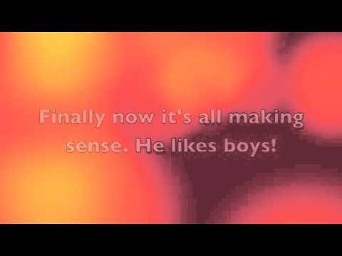 Simone Battle - He likes boys (lyrics)