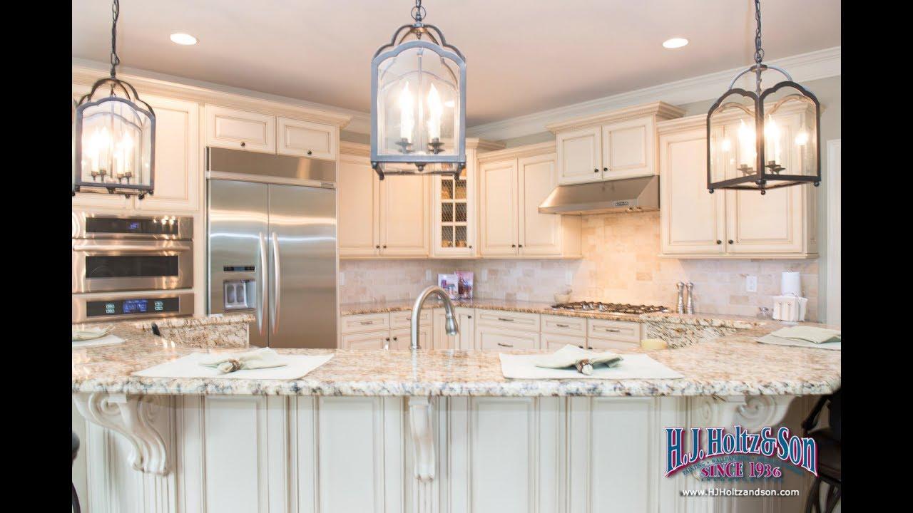 Kitchen Cabinet Painting & Glazing Process - Richmond, VA