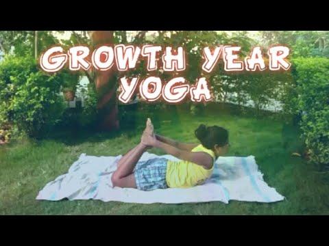 growth year yoga  simple yoga exercises  strength