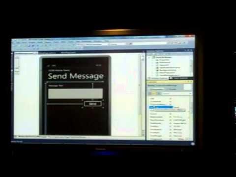 Tech Ed NZ - JOOB Mobile - Windows Phone 7 vs iPhone app Development