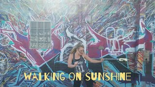 Zumba- Walking on Sunshine