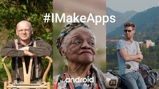 #IMakeApps - Celebrating app makers worldwide thumbnail