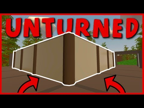 HIDDEN FLOOR BASE RAID! THEY TRIED TO COUNTER RAID US! (Unturned Survival Base Raid)
