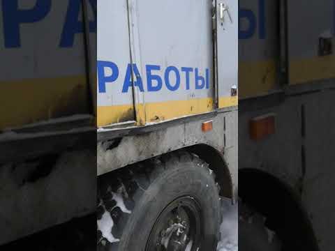 Подъёмник каротажный ПКС-5Г на шасси Урал 43200061314589