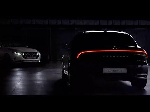 2020 Hyundai Grandeur Flagship Sedan Looks Fabulous