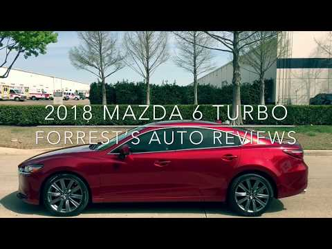Tsunami Of Torque!!---2018 Mazda 6 Turbo Review - YouTube