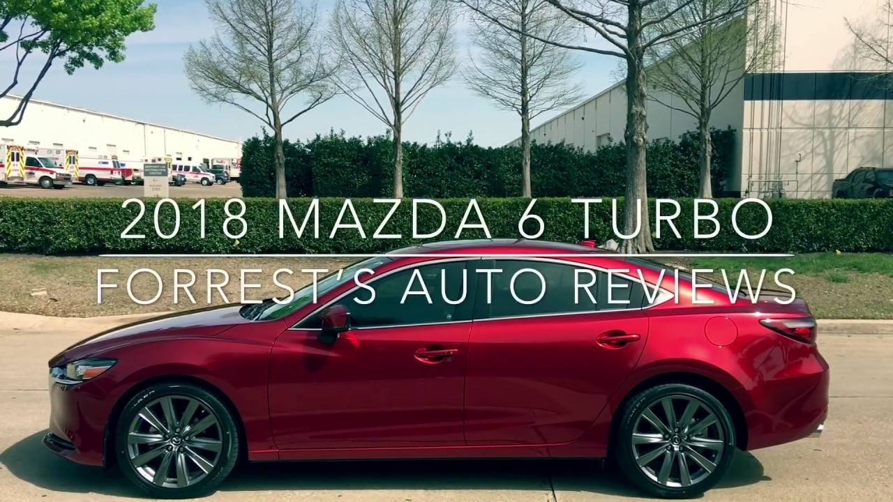 a tsunami of torque 2018 mazda 6 turbo review youtube. Black Bedroom Furniture Sets. Home Design Ideas