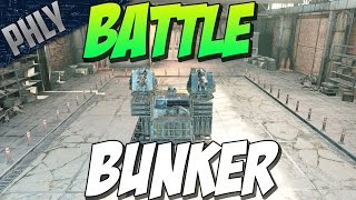Crossout- TOWER DEFENSE - BATTLE BUNKERS (Crossout Gameplay)