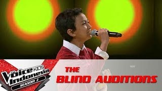 "Farhan ""Symphony"" | The Blind Auditions | The Voice Kids Indonesia Season 2 GTV 2017"