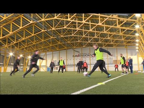 2017 UEFA Pro Licence Course
