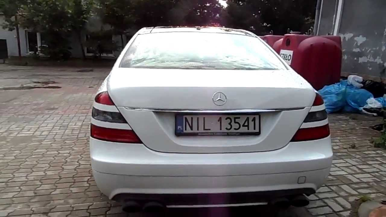 2008 mercedes s65 amg special edition review exterior and interior