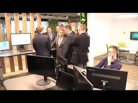 Минниханов открыл центр Инноваций французской компании Schneider Electric в Иннополисе