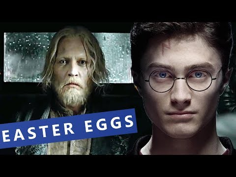 Phantastische Tierwesen 2: Alle Harry Potter Easter Eggs im Trailer