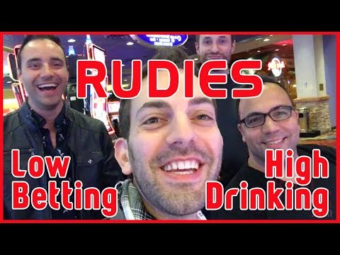 💰🍻 Low Betting HIGH Drinking Extravagaynza 👬 ✦ Slot Machine Fruit Machines with Friends in Tahoe
