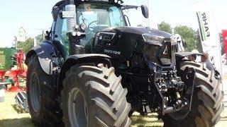 Steyr pod napięciem ㋡ Zapchana owijarka ㋡ Targi rolnicze Szepietowo 2019
