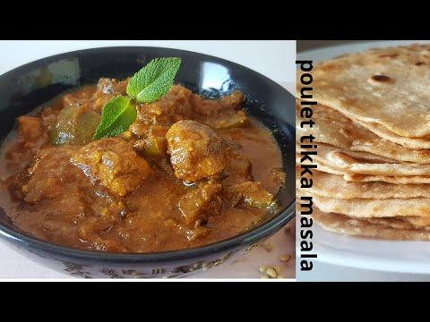 poulet-tikka-masala-recette-indenne-|-chicken-tikka-masala
