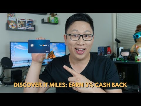 Discover It Miles Earn On All Transactions In Year