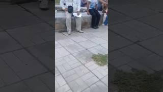 Закаменск  Сурхарбаан 2017. Захватывающий финал по ломанию костей.