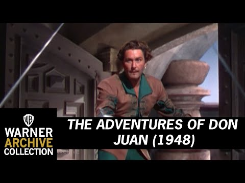 The Adventures of Don Juan (1948) – Don Juan's Reputation