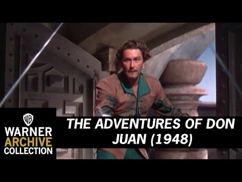 The Adventures of Don Juan (1948) – Don Juan's Reputation