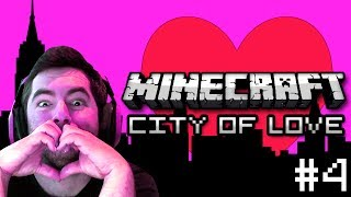 Minecraft: The Konami Code - City of Love Part 4