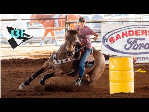 Barrel Racer Life - Back To The Barrel Racing Groove