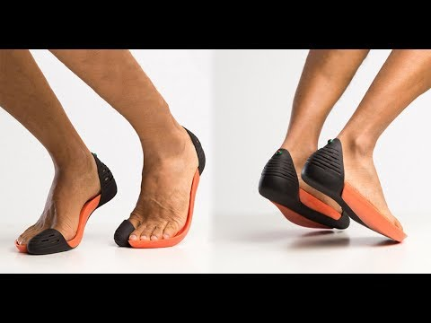Top 5 Best Footwear Invention 2018 - Most Comfortable Smart Future Shoes