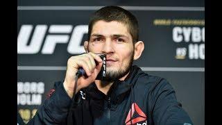 Хабиб Нурмагомедов обещает большие новости, чемпион UFC перенес операцию