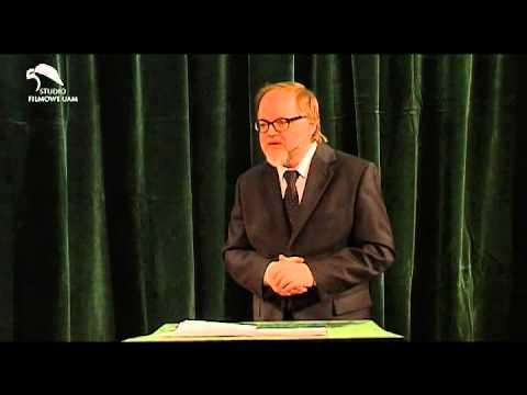 Prof. Krzysztof Trybuś - Norwid - Poeta i świat