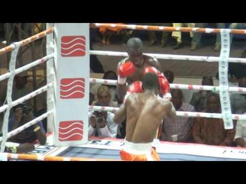 Boxing Extravaganza in Zimbabwe ( Zim Vs Zambia)