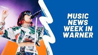 Music News Week In Warner | August 9th
