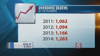 Overdose Deaths Rise, From YouTubeVideos