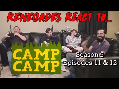 Renegades React to... Camp Camp - Season 2, Episodes 11 & 12