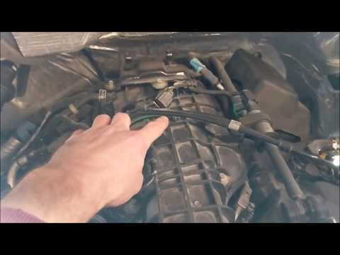 MAP Sensor Cleaning 3.5L EcoBoost HOW TO - Ford F150 - 2012