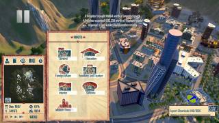 Tropico 4: Modern Times Gameplay Trailer UK