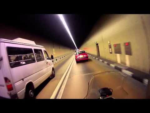Kowloon Side - Central Tunnel to Eastern Tunnel - Eastern Corridor