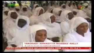 Ahmadiyya Muslim Community Ghana Womens' convention