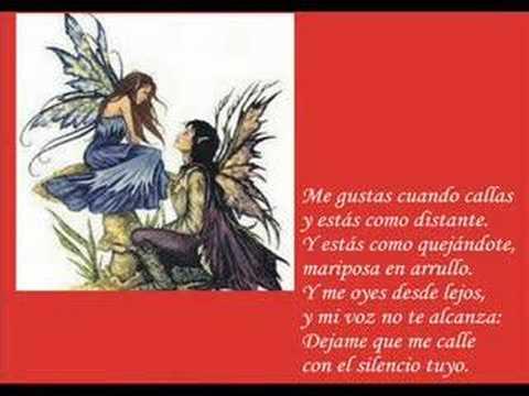 Alejandro Sanz - Me Gustas Cuando Callas