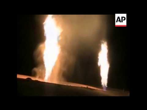 Attackers blow up gas pipeline in Egypt's Sinai Peninsula. Pipeline brought fuel to Israel and Jorda