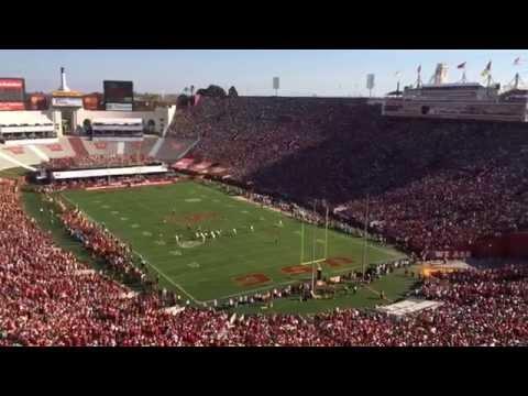 USC Football Stadium - the LA Coliseum