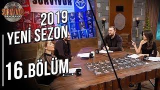 Survivor Panorama | 4. Sezon | 16. Bölüm