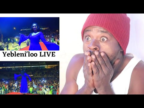 UGANDAN REACTS TO ETHIOPIAN MUSIC !Selamawit Yohannes – Yebleni'loo Live Performance.
