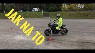 MOTOVLOG #3 - Jak na ZÁVĚREČNOU zkoušku na Motorce + NEPOUŽITÉ ZÁBĚRY
