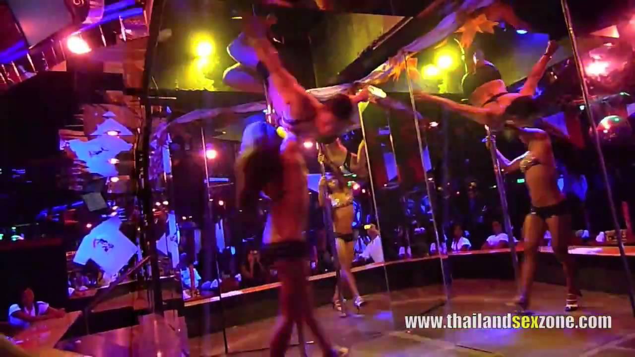 Sexy Thai Gogo Girls Bangkok Thailand - Youtube-4767