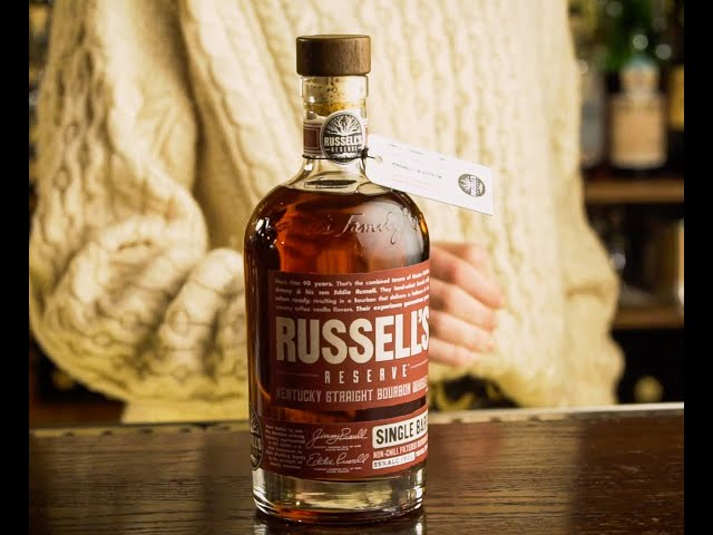 Whiskey Reviews - Russels Reserve Single Barrel
