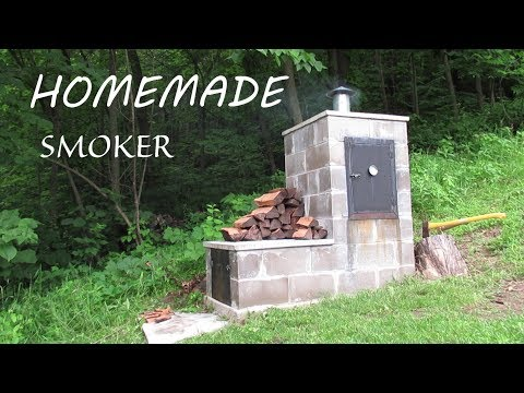Homemade Smoker