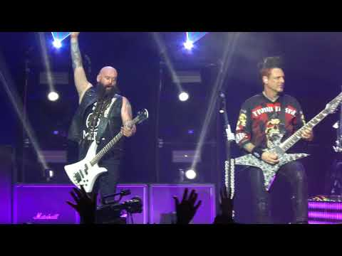 """Gone Away (Offspring) & Tribute To Chester"" Five Finger Death Punch@Camden, NJ 8/15/18"