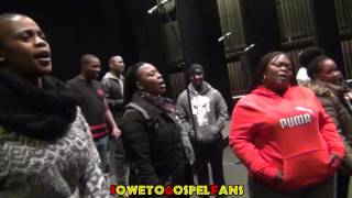 Soweto Gospel Choir - Little Drummer Boy